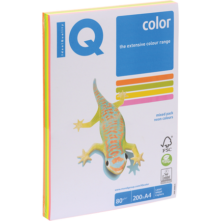 IQ Color Mixed-Packs Neon
