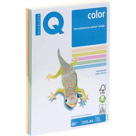 IQ Color Mixed-Packs Trend