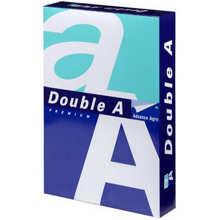 Double A, А4 80г/м2 500 л.